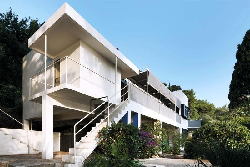 Villa E  Cap Moderne