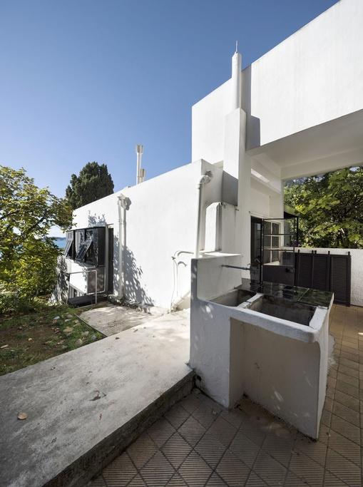 Villa E-1027 — Cap Moderne