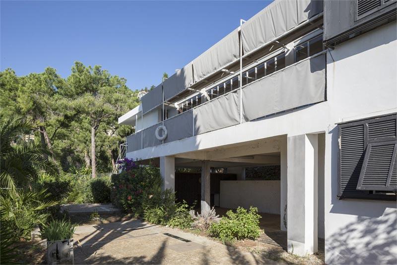 Eileen Gray E 1027 villa e 1027 cap moderne